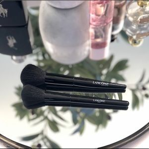 Lancôme Makeup Brush Set w/ Makeup Bag